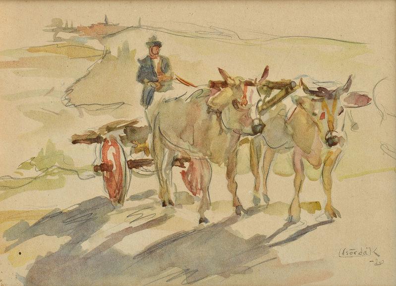 Ľudovít Csordák  (1864–1937)
