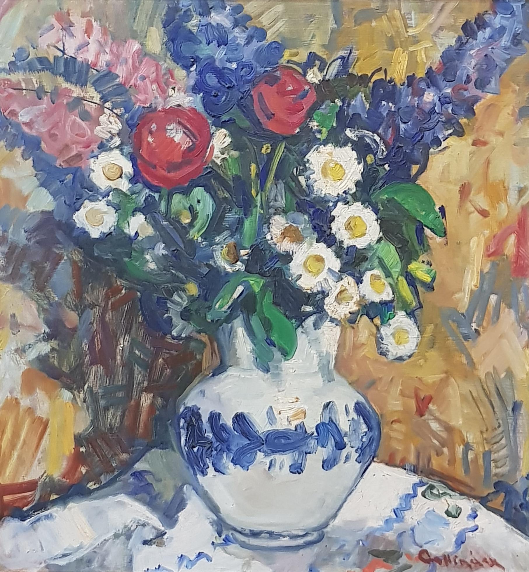 Juraj Collinasy, poľné kvety