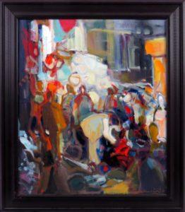 Obraz maliar stefan roskovanyi