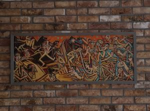 Olej na sololite štefan prukner 125 x 47